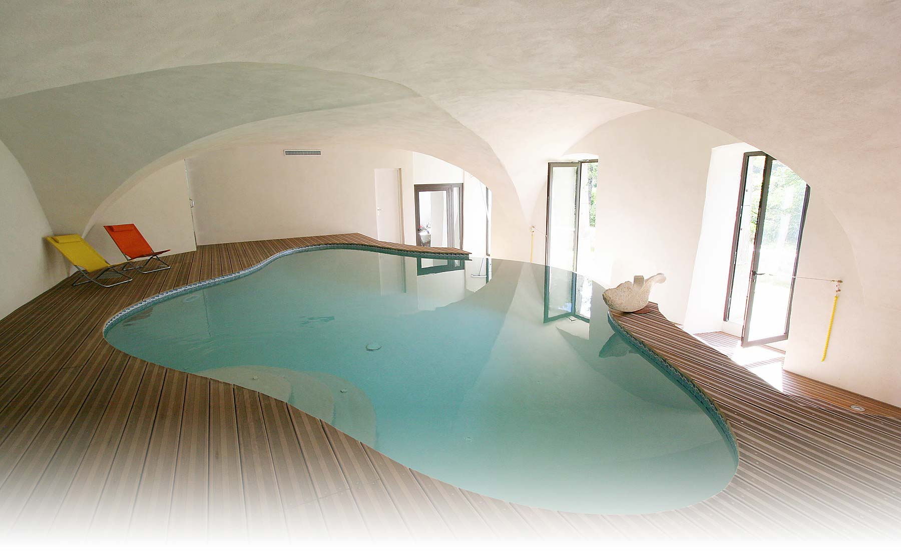 Chambres d 39 h tes de charme en ard che avec piscine et spa le moulinage - Chambres d hotes drome avec piscine ...